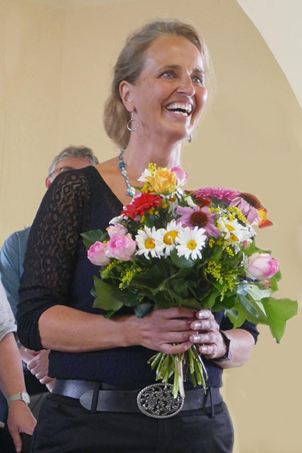 Hilde Kuhlmann - CHor&more, der Popchor am Katernberg