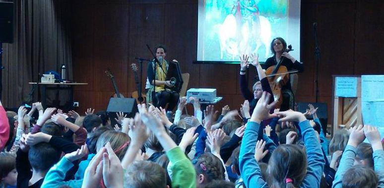 Hilde Kuhlmann - Konzert mit Katy Sedna