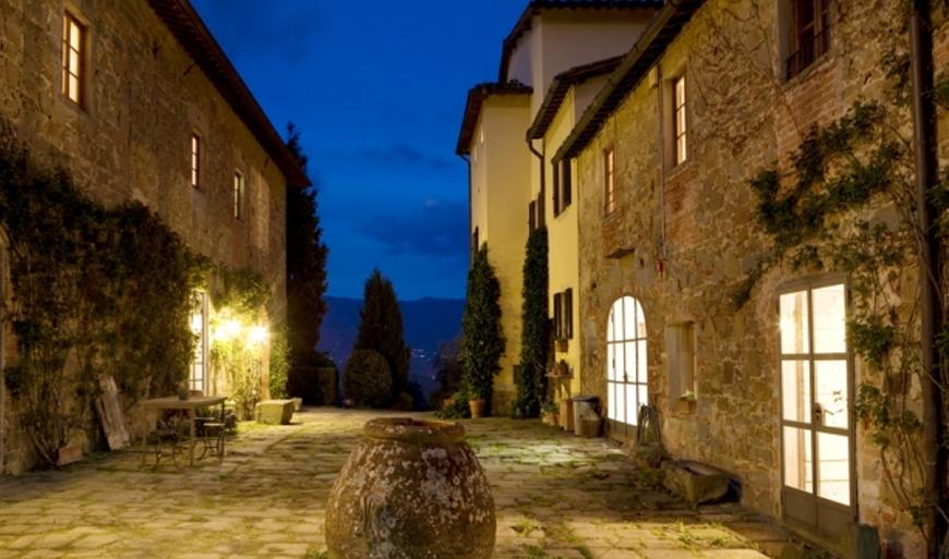 Hilde Kuhlmann - Florenz, Toskana
